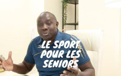 Docteur Jean-Marc Sène - Le sport pour les séniors